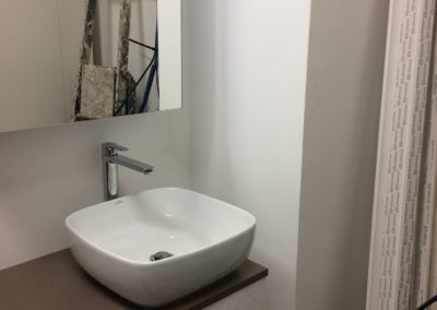 lavabo simple vasque