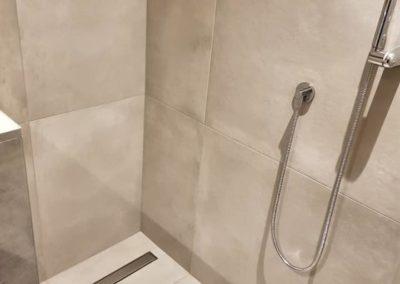 sol douche italienne