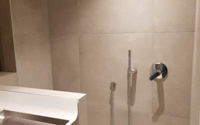 Salle de bain moderne à Strasbourg